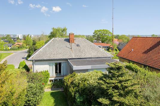 Villa på Idyl i Kolding - Ejendommen