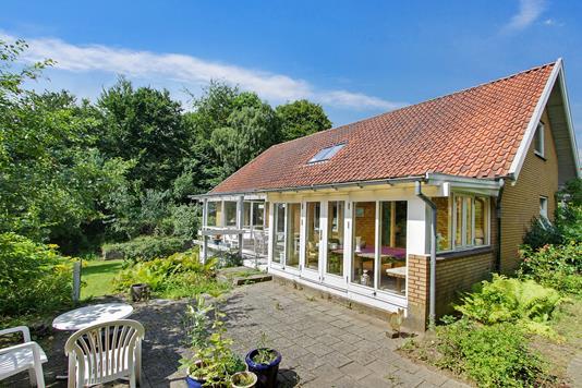 Villa på Iver Dahlsvej i Lunderskov - Ejendommen