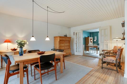 Villa på Jovavej i Kolding - Stue