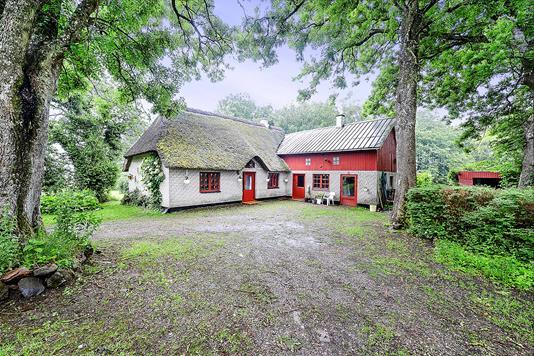 Villa på Kragredevej i Vamdrup - Ejendommen