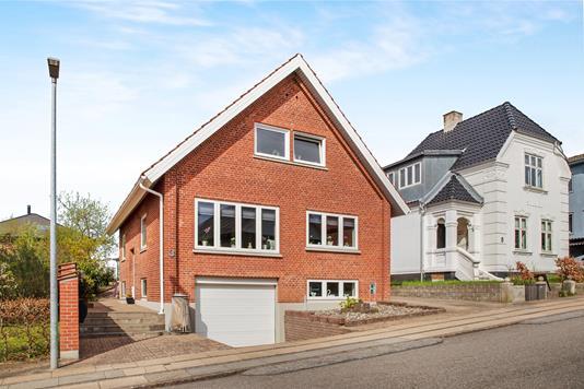 Villa på Kongehusvej i Kolding - Ejendommen