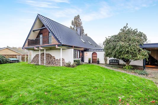 Villa på Korsørvej i Kolding - Ejendommen