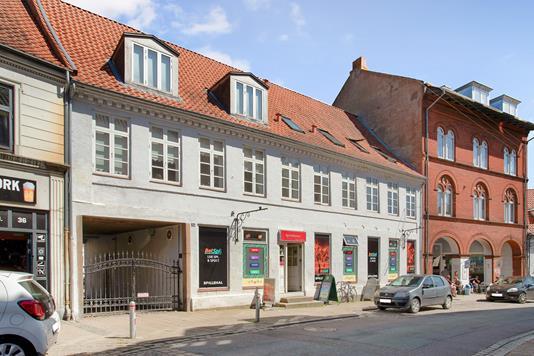 Ejerlejlighed på Låsbygade i Kolding - Ejendommen