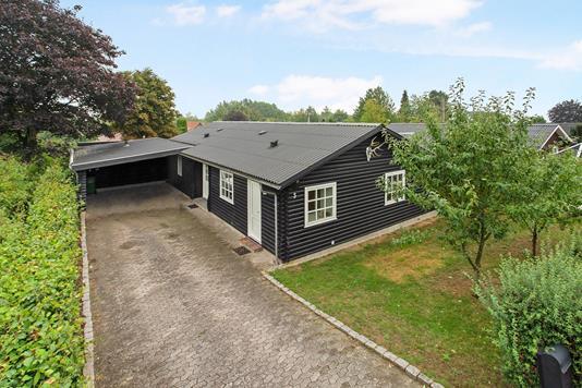 Villa på Møllevang i Bjert - Ejendom 1