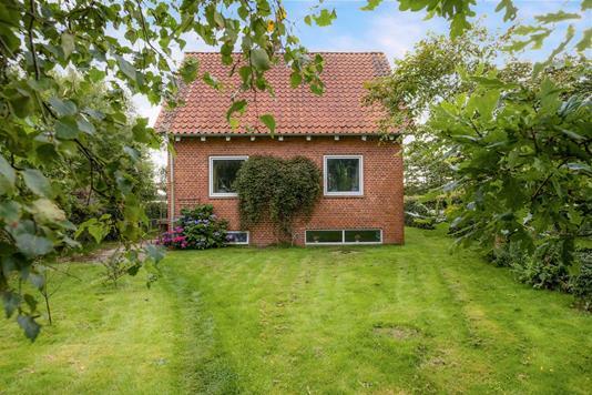 Villa på Nagbølvej i Lunderskov - Ejendommen