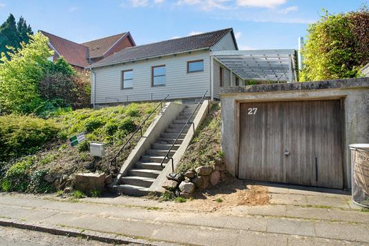 Villa på Olaf Ryes Gade i Kolding - Ejendom 1