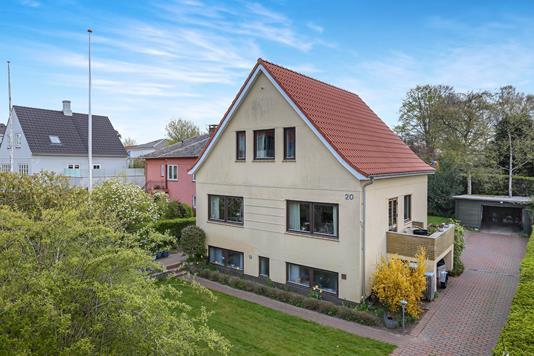 Villa på Overmarksvej i Kolding - Ejendommen