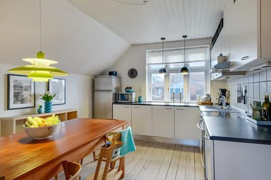 Ejerlejlighed på Piledamsvej i Kolding - Køkken