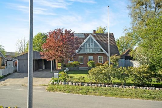 Villa på Sdr. Vilstrupvej i Kolding - Ejendommen
