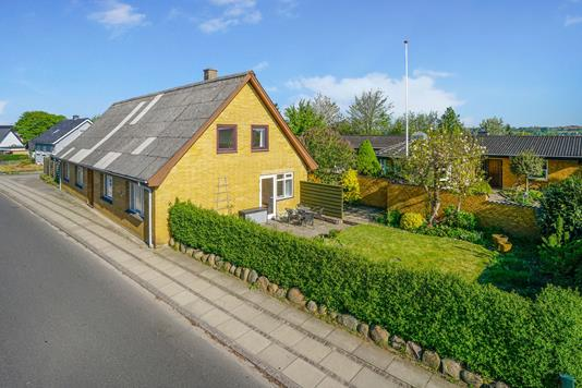 Villa på Seestvej i Kolding - Ejendommen