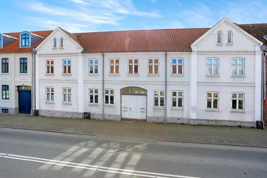 Ejerlejlighed på Sjællandsgade i Fredericia - Ejendommen