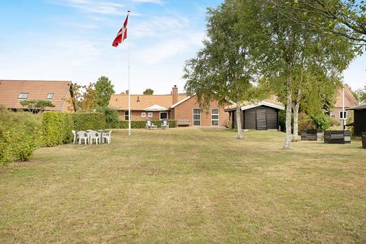 Villa på Slunden i Sønder Stenderup - Have
