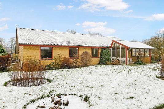 Villa på Solhøj i Vejen - Ejendommen