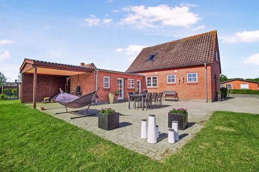 Villa på Solvænget i Vamdrup - Ejendommen
