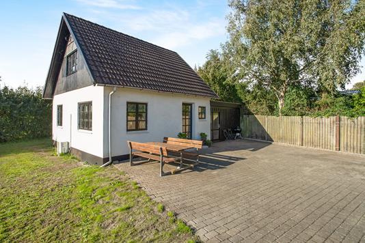 Villa på Søndergyden i Vamdrup - Ejendommen