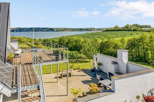 Villa på Søbakken i Kolding - Ejendommen