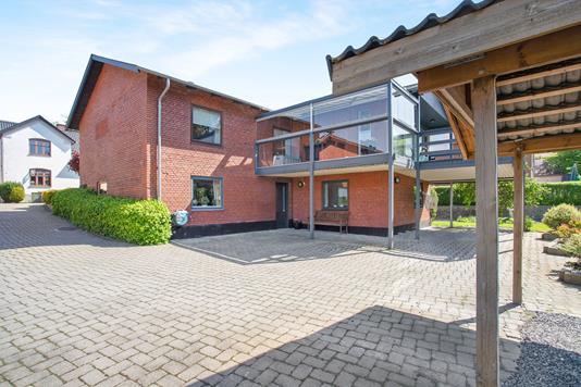 Villa på Søegårdsvej i Lunderskov - Ejendommen