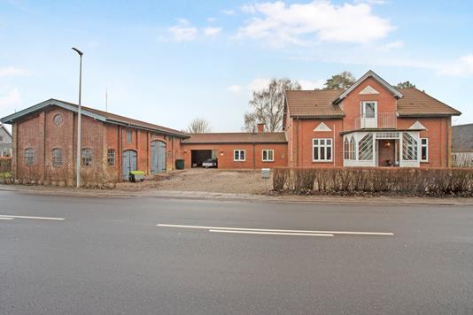 Villa på Stenderupvej i Sønder Stenderup - Ejendommen