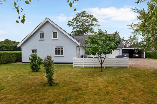 Villa på Steppingvej i Vamdrup - Ejendommen
