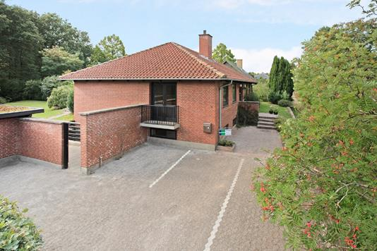 Villa på Svanekevej i Kolding - Ejendommen