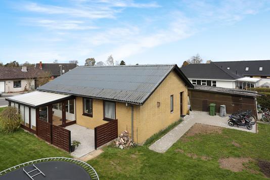 Villa på Toftevænget i Kolding - Ejendommen