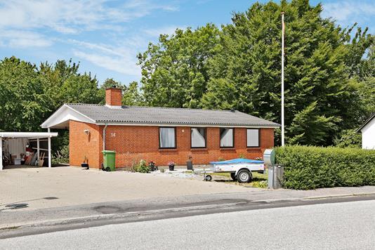 Villa på Tøndervej i Vamdrup - Ejendommen