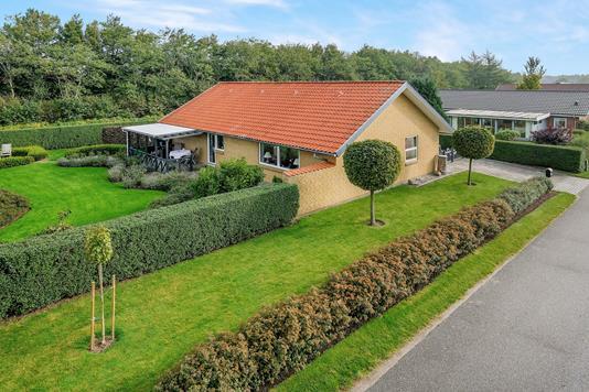 Villa på Trelle Ager i Vamdrup - Ejendommen