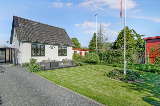 Villa på Treldevej i Fredericia - Ejendommen