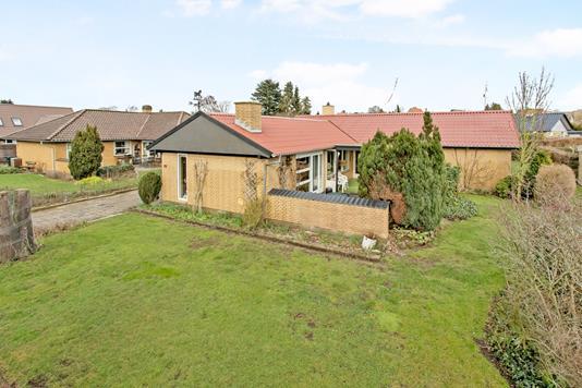 Villa på Vestervænget i Kolding - Ejendommen