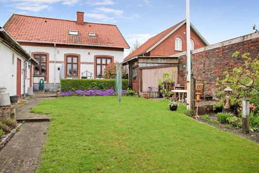 Villa på Vestergade i Lunderskov - Ejendom 1