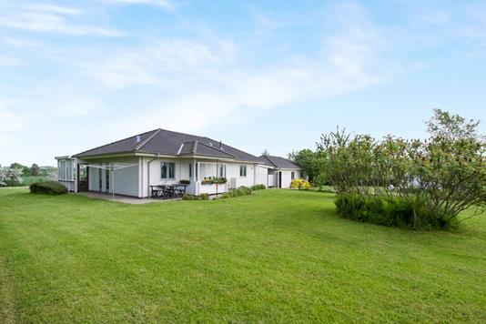 Villa på Vestermarksvej i Jordrup - Ejendommen