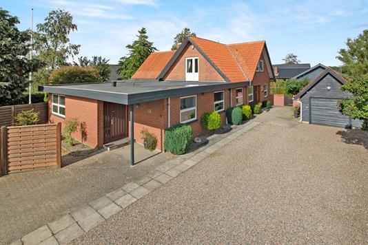 Villa på Vonsild Stationsvej i Kolding - Ejendommen