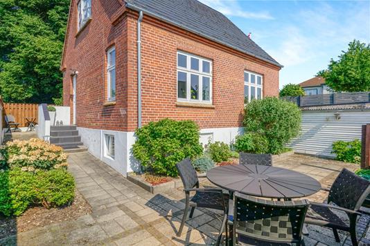 Villa på Wesselsvej i Kolding - Ejendommen