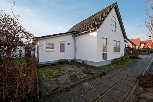 Villa på Mågevej i Holstebro - Ejendommen