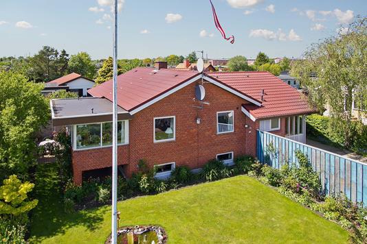 Villa på Frejasvej i Holstebro - Ejendommen