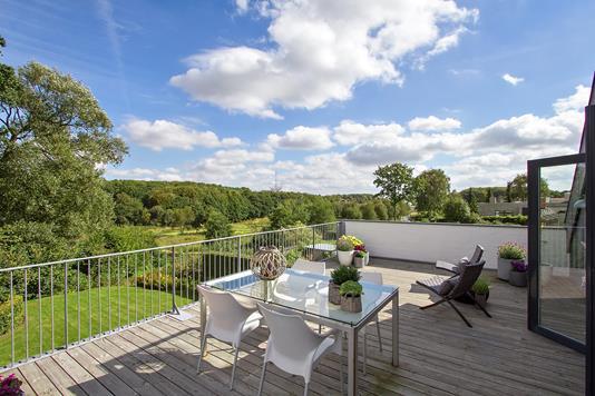 Villa på Jeppe Aakjærs Vej i Holstebro - Udsigt