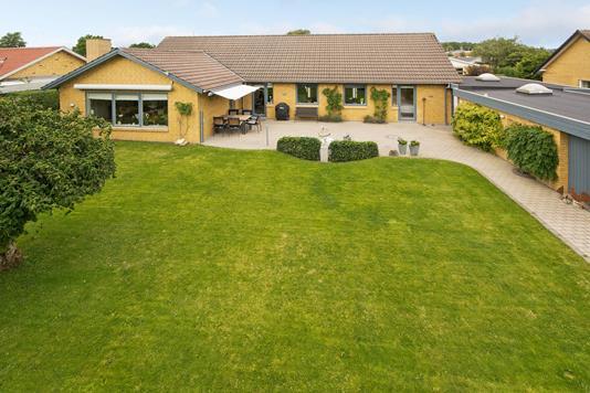 Villa på Ole Worms Vej i Holstebro - Ejendommen