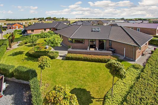 Villa på Kæret i Holstebro - Facade