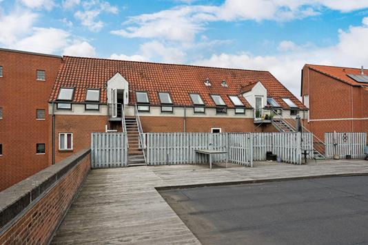 Ejerlejlighed på Magnus Kjærs Gade i Holstebro - Ejendommen