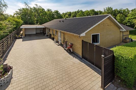 Villa på H C Lumbyes Vej i Holstebro - Ejendommen