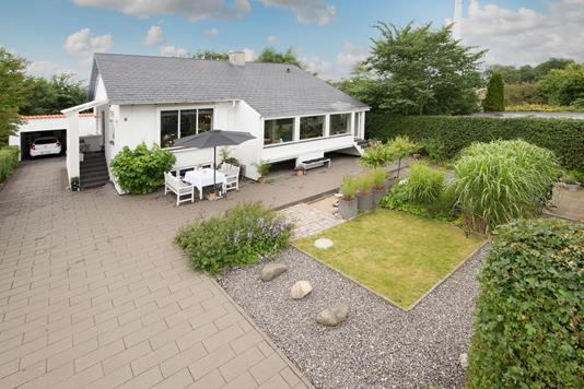 Villa på Agerbækvej i Holstebro - Ejendommen