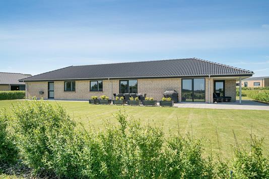 Villa på Dufthaverne i Holstebro - Ejendommen