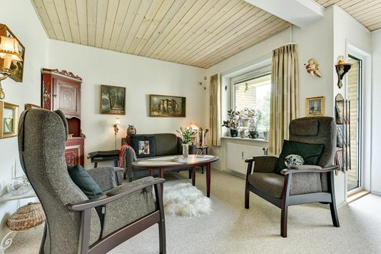 Ejerlejlighed på Doktorvænget i Holstebro - Stue