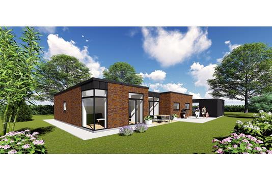 Villa på Orion i Holstebro - Visualisering