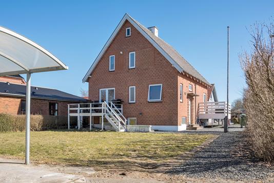 Villa på Skivevej i Holstebro - Ejendommen