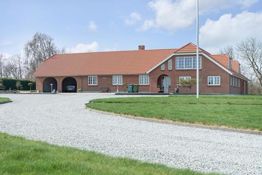 Villa på Kragelundvej i Vinderup - Ejendommen