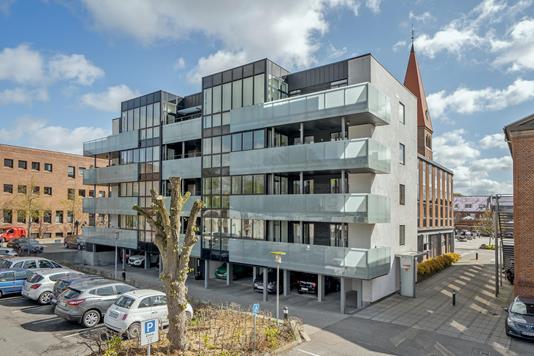 Ejerlejlighed på Asylgade i Holstebro - Ejendommen