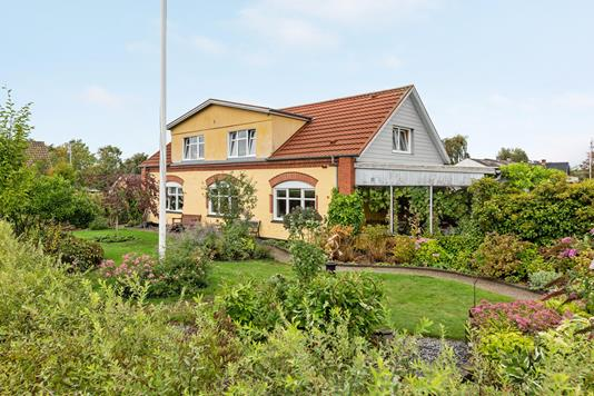 Villa på Sognstrupvej i Holstebro - Ejendommen