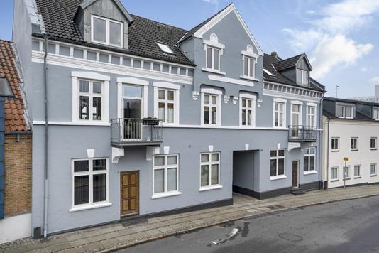 Ejerlejlighed på Skolegade i Holstebro - Ejendommen