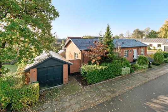Villa på Brinken i Holstebro - Ejendommen